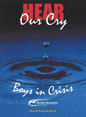 Hear Our Cry - Boys in Crisis (Paperback)