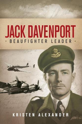 Jack Davenport: Beaufighter leader (Paperback)