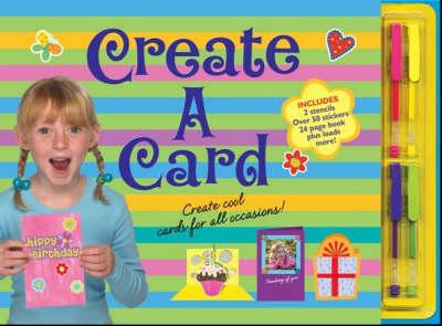 Create a Card Kit (Hardback)