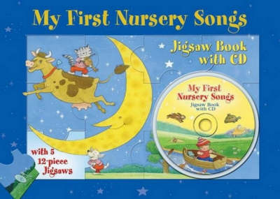 My First Nursery Songs (Hardback)
