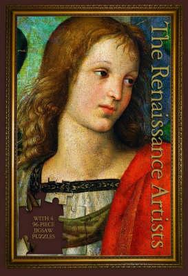 Renaissance Artists Deluxe Jigsaw Book (Hardback)