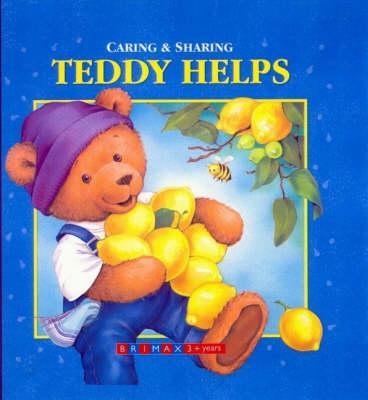 Teddy Helps (Hardback)