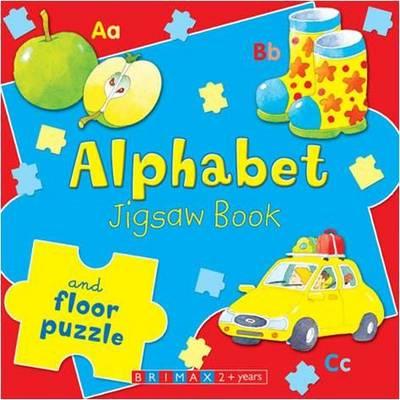 Alphabet Jigsaw Book (Board book)