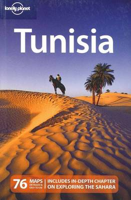 Lonely Planet Tunisia - Travel Guide (Paperback)