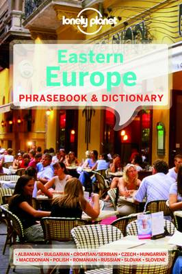 Lonely Planet Eastern Europe Phrasebook & Dictionary - Phrasebook (Paperback)