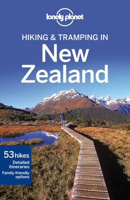 Lonely Planet Hiking & Tramping in New Zealand - Travel Guide (Paperback)