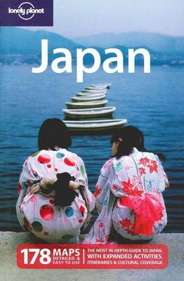 Japan - Lonely Planet Country Guides (Paperback)