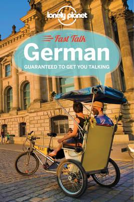 Lonely Planet Fast Talk German - Phrasebook (Paperback)