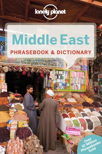 Lonely Planet Middle East Phrasebook & Dictionary - Phrasebook (Paperback)