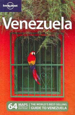 Venezuela - Lonely Planet Country Guides (Paperback)
