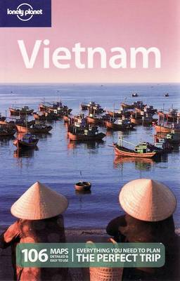 Vietnam - Lonely Planet Country Guides (Paperback)