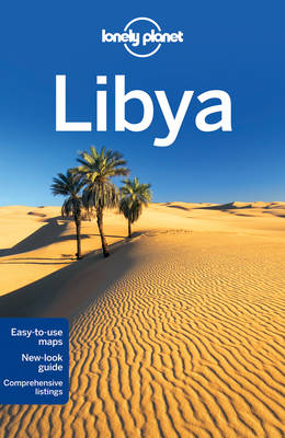 Libya - Lonely Planet Country Guides (Paperback)