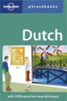 Dutch - Lonely Planet Phrasebook (Paperback)