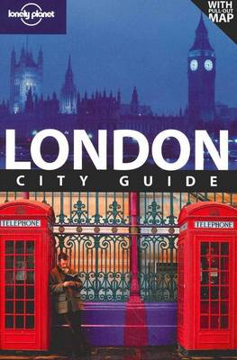 London - Lonely Planet City Guides (Paperback)