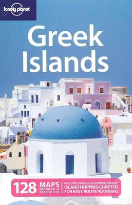 Greek Islands - Lonely Planet Country & Regional Guides (Paperback)