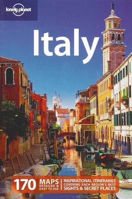 Italy - Lonely Planet Country Guides (Paperback)