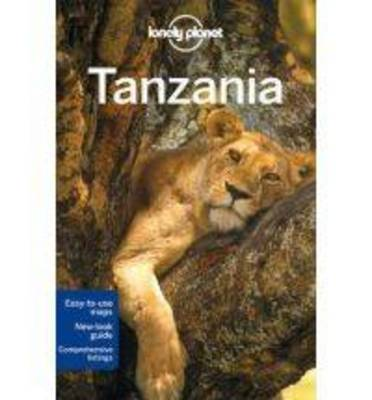 Lonely Planet Tanzania - Travel Guide (Paperback)
