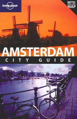 Amsterdam - Lonely Planet City Guides (Paperback)