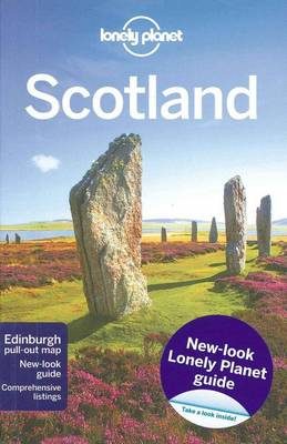 Scotland - Lonely Planet Country Guides (Paperback)