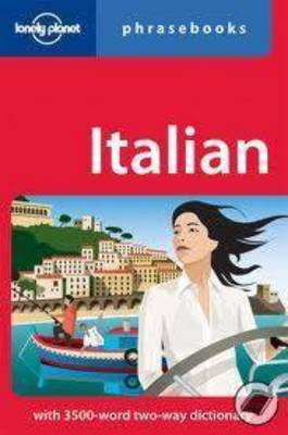 Italian Phrasebook - Lonely Planet Phrasebook (Paperback)