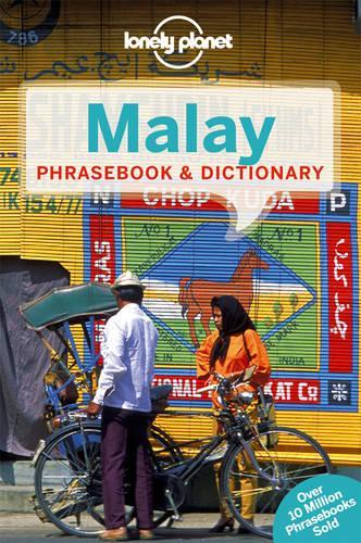 Lonely Planet Malay Phrasebook & Dictionary - Phrasebook (Paperback)