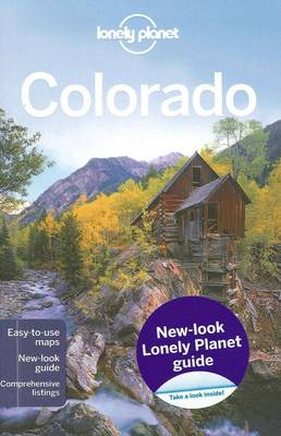 Lonely Planet Colorado - Travel Guide (Paperback)