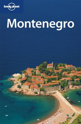Montenegro - Lonely Planet Country Guides (Paperback)