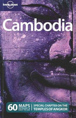Cambodia - Lonely Planet Country Guides (Paperback)