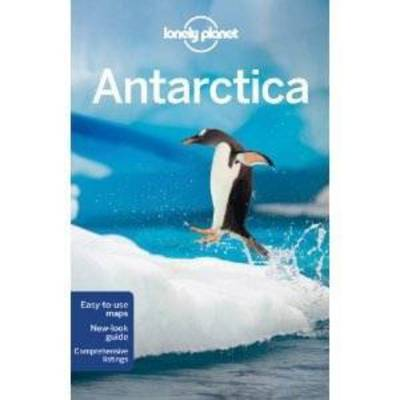 Lonely Planet Antarctica - Travel Guide (Paperback)