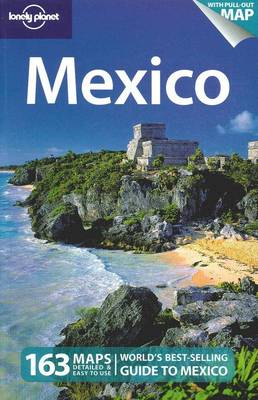 Mexico - Lonely Planet Country Guides (Paperback)