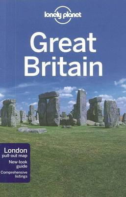 Great Britain - Lonely Planet Country Guides (Paperback)
