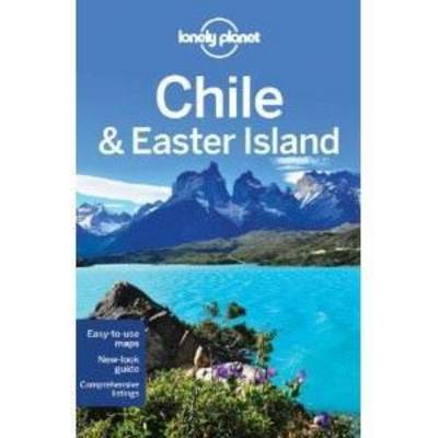 Lonely Planet Chile & Easter Island - Travel Guide (Paperback)
