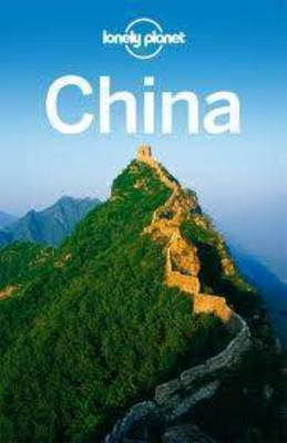 China - Lonely Planet Country Guides (Paperback)