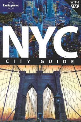 New York City - Lonely Planet City Guides (Paperback)