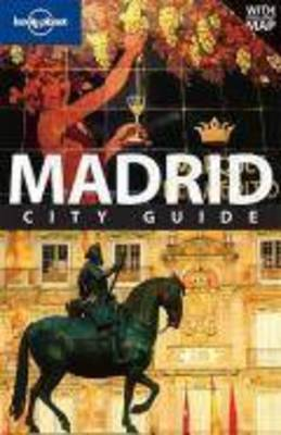 Madrid - Lonely Planet City Guides (Paperback)