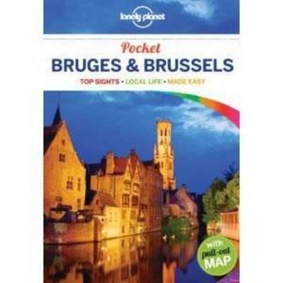 Lonely Planet Pocket Bruges & Brussels - Travel Guide (Paperback)