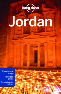 Lonely Planet Jordan - Travel Guide (Paperback)