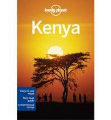 Lonely Planet Kenya - Travel Guide (Paperback)