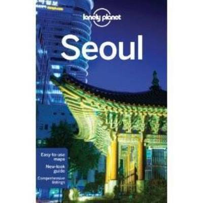 Lonely Planet Seoul - Travel Guide (Paperback)