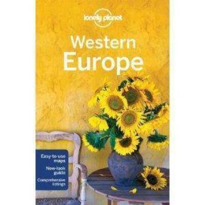 Western Europe - Lonely Planet Multi Country Guides (Paperback)
