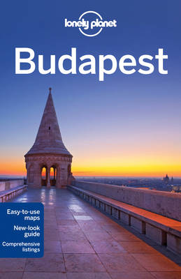 Lonely Planet Budapest - Travel Guide (Paperback)