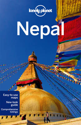 Lonely Planet Nepal - Travel Guide (Paperback)