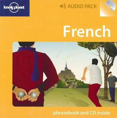 French Phrasebook - Lonely Planet Phrasebook (Hardback)