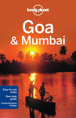 Lonely Planet Goa & Mumbai - Travel Guide (Paperback)