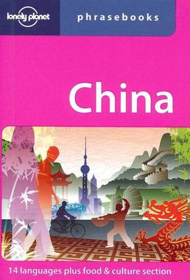 Lonely Planet China Phrasebook (Paperback)
