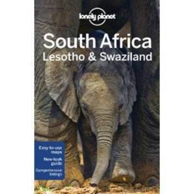 Lonely Planet South Africa, Lesotho & Swaziland - Travel Guide (Paperback)