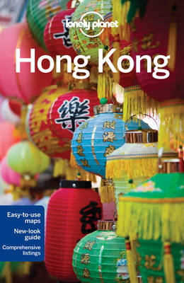 Lonely Planet Hong Kong - Travel Guide (Paperback)