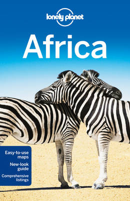 Lonely Planet Africa - Travel Guide (Paperback)