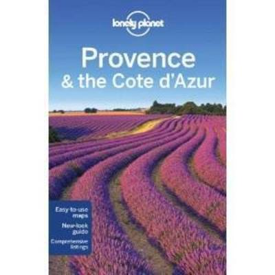 Lonely Planet Provence & the Cote D'azur - Travel Guide (Paperback)