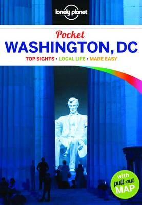 Lonely Planet Pocket Washington, DC - Travel Guide (Paperback)